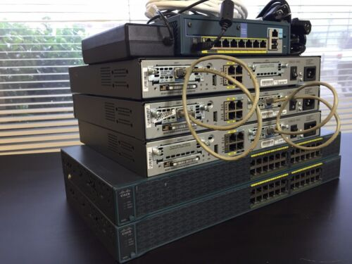Cisco CCNA CCNP  R&S SECURITY Lab kit
