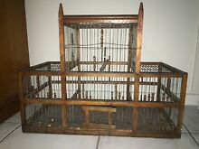 Vintage Bird Cage Ashmore Gold Coast City Preview