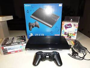 Playstation 3 500gb as new in Box with extra Wattle Grove Kalamunda Area Preview