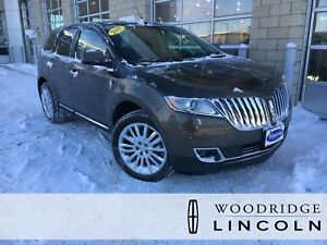 2011 Lincoln MKX LEATHER HEATED SEATS, REVERSE CAMERA, ALL WH...