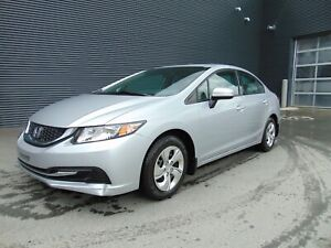 2014 Honda Civic LX Civic LX / Nouvel