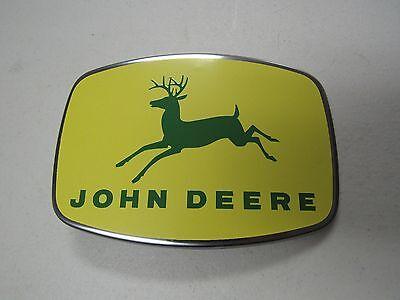 John Deere 530 430 330 435 Tractor Front Emblem Ar20467  9172