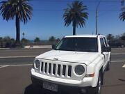Jeep Patriot 2012 Limited 4x4 White Brunswick Moreland Area Preview