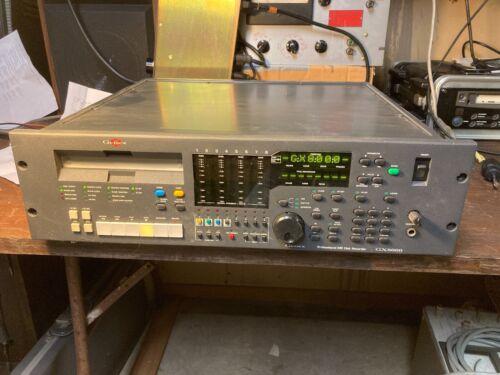 Genex GX8000 MO Disk Recorder & Manual