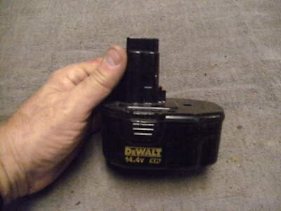 - Factory Battery for DEWALT 14V 14.4 VOLT Drill/Driver, Dead Will not take Charge