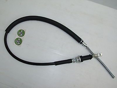 LAND ROVER DEFENDER 300 TDI HANDBRAKE CABLE ASSEMBLY - 94 TO 98 - NEW CABLE