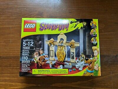 LEGO Scooby-Doo Set 75900 Mummy Museum Mystery Factory Sealed