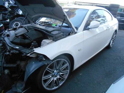 WRECKING 2010 BMW 335I DCT N55 ENGINE TRANSMISSION Sydney City Inner Sydney Preview