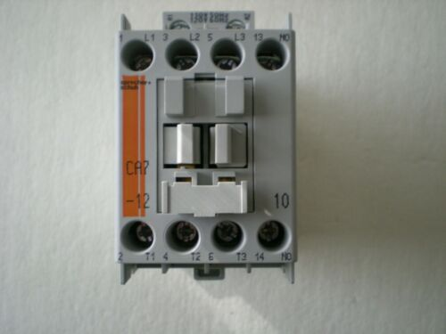 SPRECHER + SCHUH CA7-12-10-120 Series A CONTACTOR