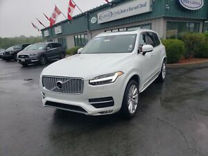 2016 Volvo XC90 T6 Inscription NAVIGATION/SMART CRUISE/HEADS...