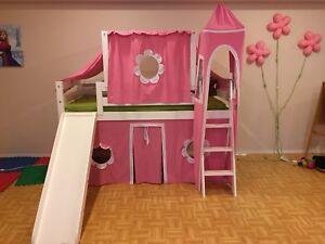 Kids Castle / Loft Bed