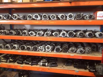 Reconditioned Alternators & Starter Motors