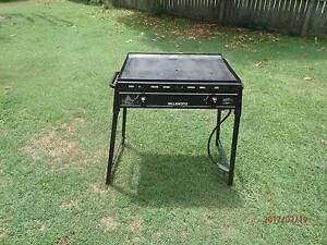 2 burner flat plate bbq great for camping Inala Brisbane South West Preview