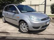 2005 Ford Fiesta LX WP Manual 3Dr Hatchback REGO AND RWC INCLUDED Moorabbin Kingston Area Preview