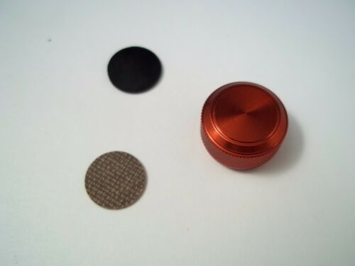 Abu Garcia Black Max, Revo RED Spool Tension Control Cap part number 1302712