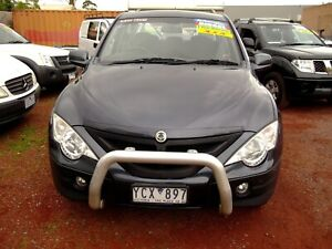 2011 Ssangyong Actyon Sport Bacchus Marsh Moorabool Area Preview