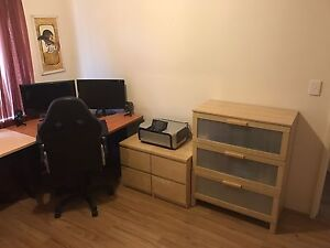 Office desk bundle Canning Vale Canning Area Preview