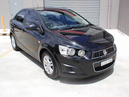 2012 Holden Barina Sedan Auto
