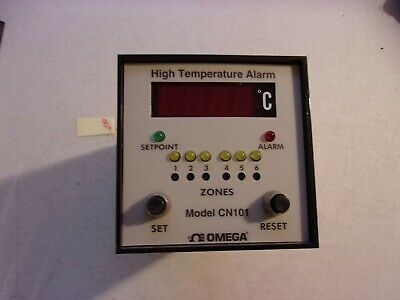 New No Box Omega High Temperature Alarm Cn101 Cn101k-1000c 186