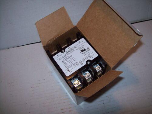 NEW PBC CN-PBC603-120 5-30HP @120-600VAC 3P 120VAC 60FLA 75RES CONTACTOR P1320