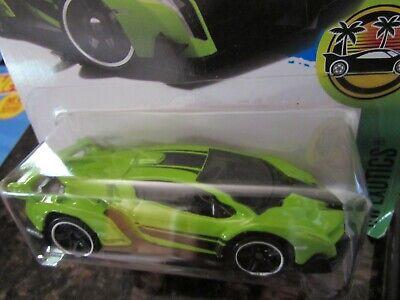 Hot Wheels Lamborghini Huracan LP 620-2 Super Trofeo HW Speed Graphics Green