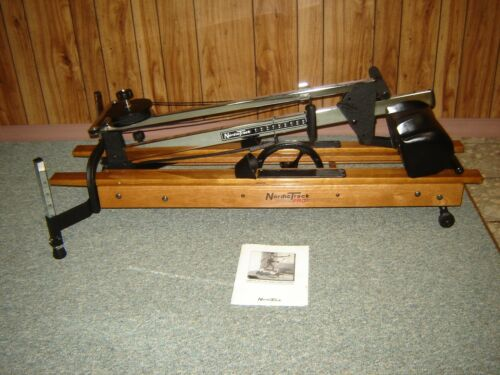 NORDIC TRACK PRO SKI MACHINE WITH INSTRUCT - REFURBISHED-  EXCELLENT  CONDITION