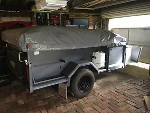 Camper Trailer/ Off Road Fletcher Newcastle Area Preview