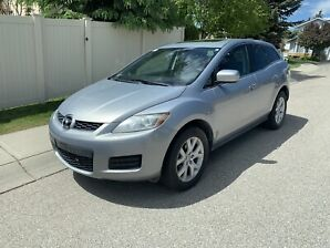 2007 Mazda CX-7 SUV - clean title / low kms!