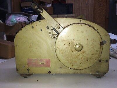 Vintage Better Pack Model 333 Wet Tape Dispenser For Parts Or Restoration