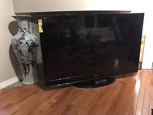 "Sharp 60"" Aquos Lcd TV working perfect"