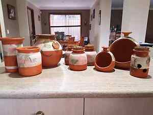 Pottery kitchen set Wamberal Gosford Area Preview