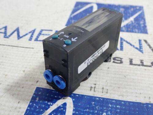 Festo SDE3-D10D-B-HQ4-2P-M8 Pressure Sensor *USED