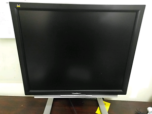 "19"" Viewsonic Computer Monitor East Lindfield Ku-ring-gai Area Preview"