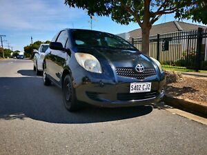 2006 Toyota Yaris YR, auto only 82000kms