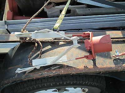 A-609s Lower Furl W Lever For 8ft Aermotor 702 Style Windmills All Steel
