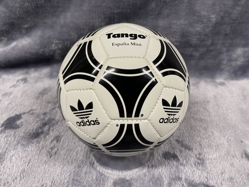 Adidas World Cup 1982 Spain Tango Match Soccer Ball Size Mini