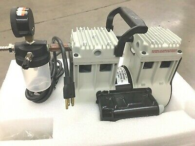 Welch Rietschie Thomas Dry Vacuum Pump Model 2581b-50 Unused