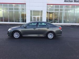 2014 Toyota Camry LE AUTO; AIR;P/W; C/C;BLUETOOTH; BU CAMERA;...