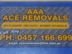 AAA ACE REMOVALS Woree Cairns City Preview