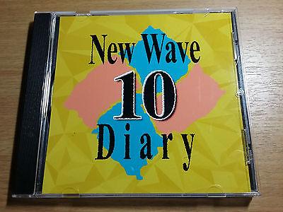 NEW WAVE DIARY Volume 10: Ultravox, Naked Eyes, Camouflage. A-ha, OMD, New Order, usado comprar usado  Enviando para Brazil
