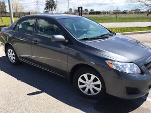 2009 Toyota Corolla - low mileage