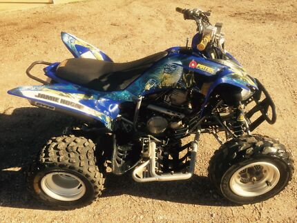 Yamaha 250cc quad bike YFZ250R in excellent condition! Lower Chittering Chittering Area Preview