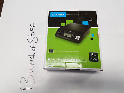 Dymo Digital Postal Scale Shipping Scale 3-pound Used