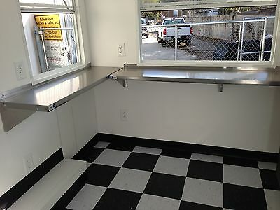 Food Concession Trailer 79 X 10 For Sale Brand New