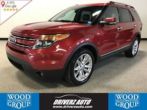 2012 Ford Explorer Limited 6 PASSENGER, AWD, LEATHER
