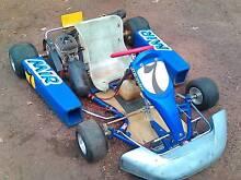 Racing go kart Peak Hill Parkes Area Preview