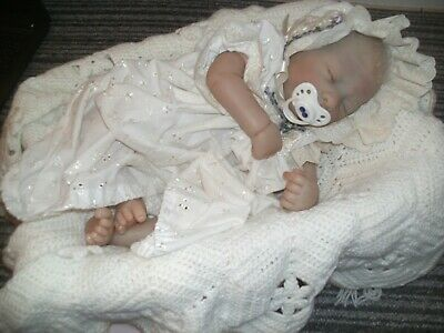 reborn baby girl used lovely ccondition