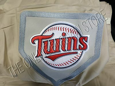 Mlb Baseball Bettwäsche (Pottery Barn Teen MLB Baseball Dorm Duvet Minnesota Twins Full Queen Fq Stone)