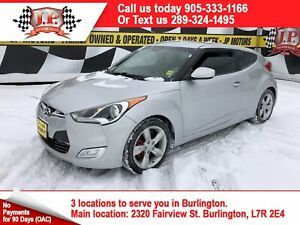 2013 Hyundai Veloster Automatic, Back Up Camera, Bluetooth