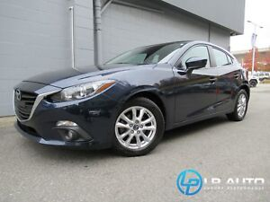 2015 Mazda Mazda3 Sport GS! Navigation! Easy Approvals!